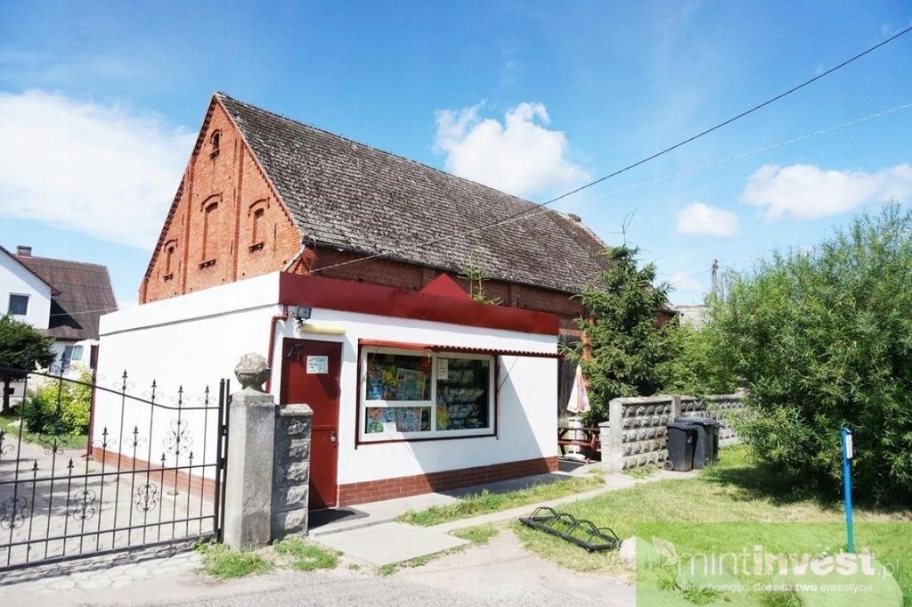 Dom, Marszewo, Goleniów (gm.), 265 m²
