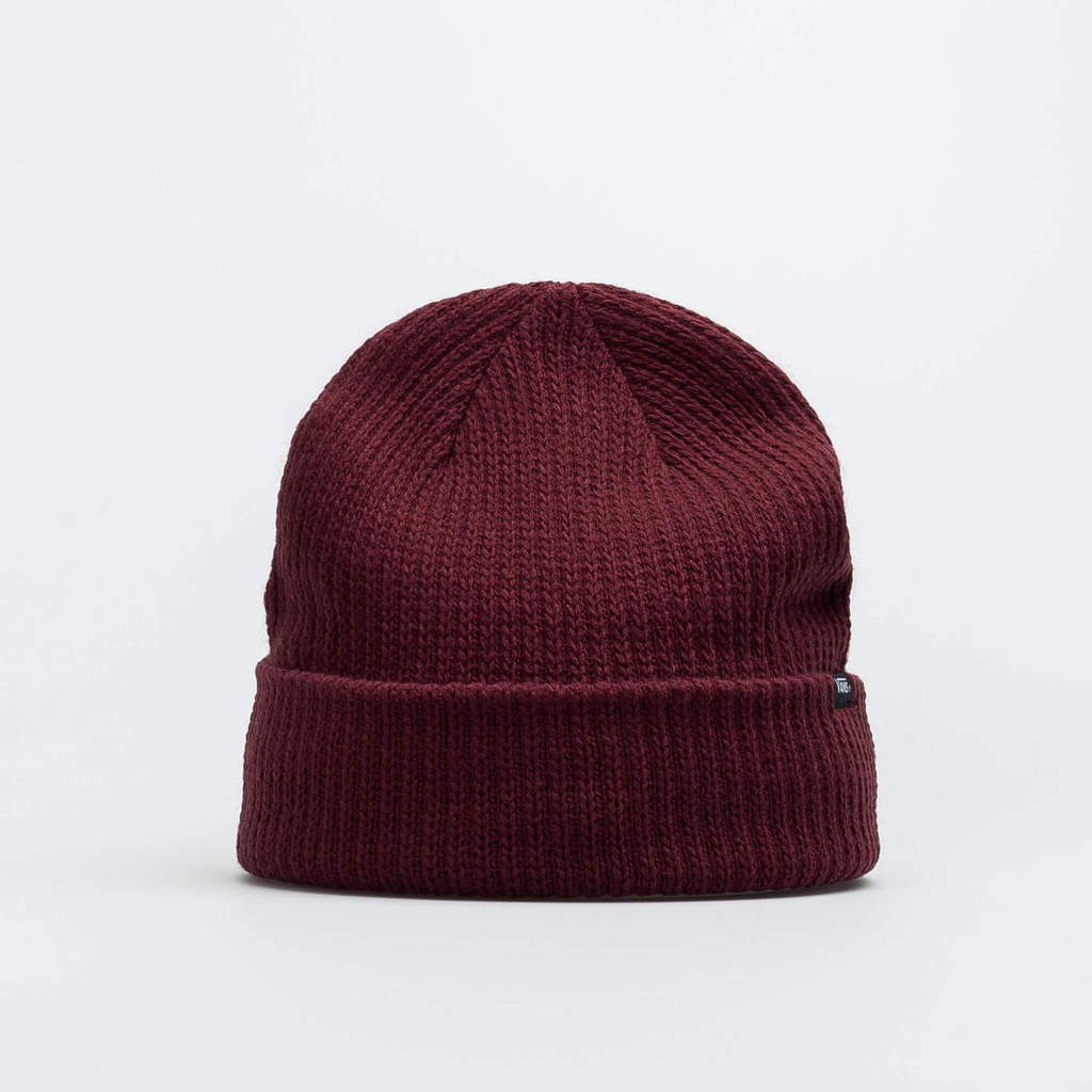 Vans CORE BASICS BEANIE RED ONE SIZE