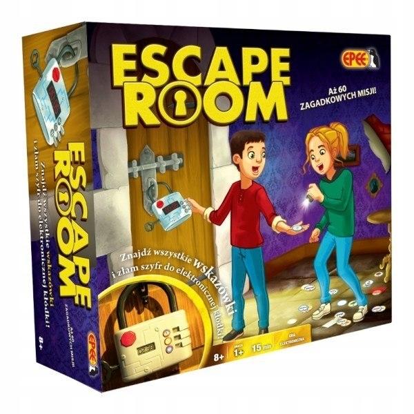 Gra familijna Escape Room