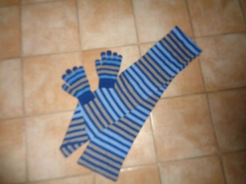 Cool Club-szalik+ rękawiczki 134/146