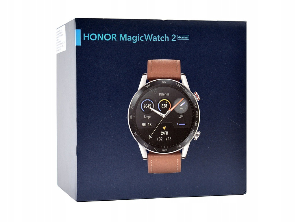 Outlet Honor Magic Watch 2 czarny
