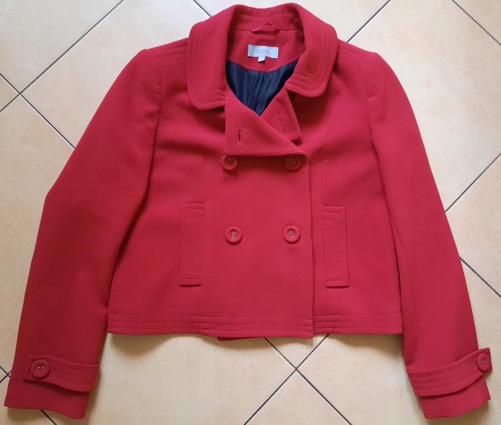 MARKS&SPENCER kurtka płaszczyk żakiet r. UK 12