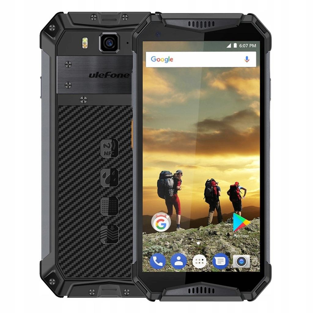 *Telefon Ulefone Armor 3 4/64GB Octa Core LTE A8.1