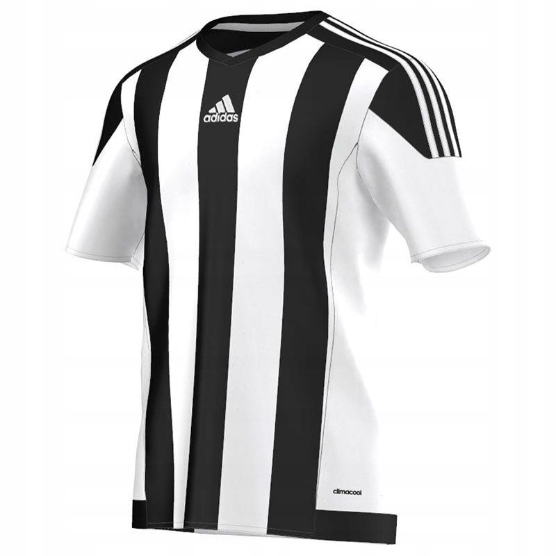 Koszulka piłkarska adidas Striped 15 M M62777 140c