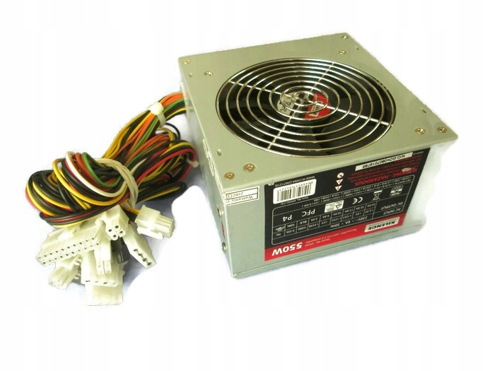 XILENCE 550W XP550.(12) PFC v2.2 PCI-E 6pin