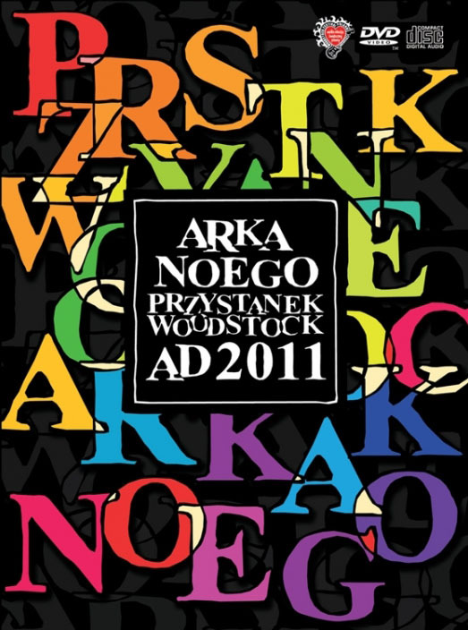 DVD/CD Arka Noego na Przystanku Woodstock