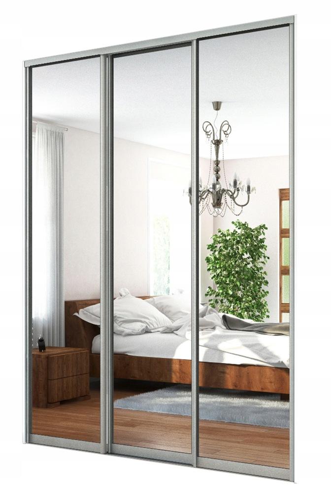 Drzwi Przesuwne Szafa Wnekowa Wymiar 265x301 320cm 7737900080 Oficjalne Archiwum Allegro