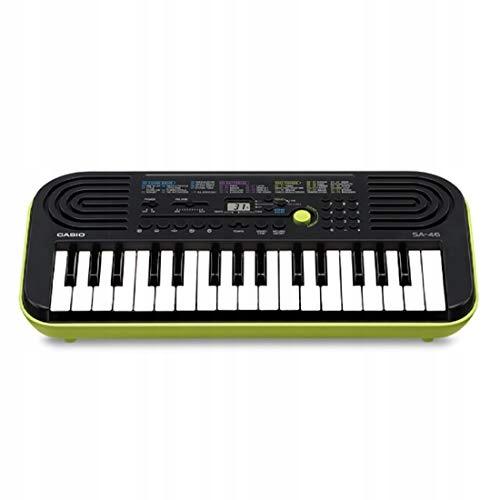 Mini keyboard do nauki Casio SA-46