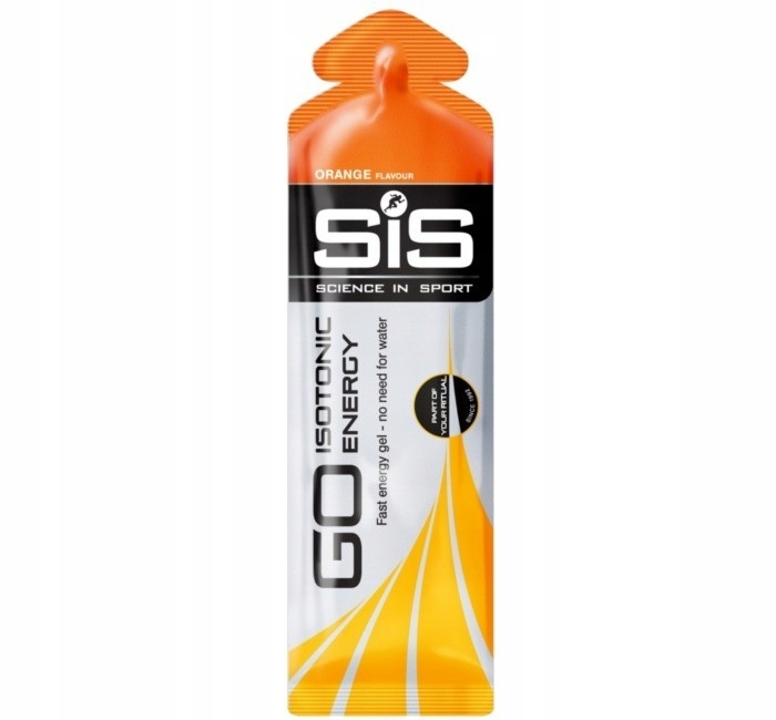 SIS GO żel izotoniczny pomarańczowy 60ml