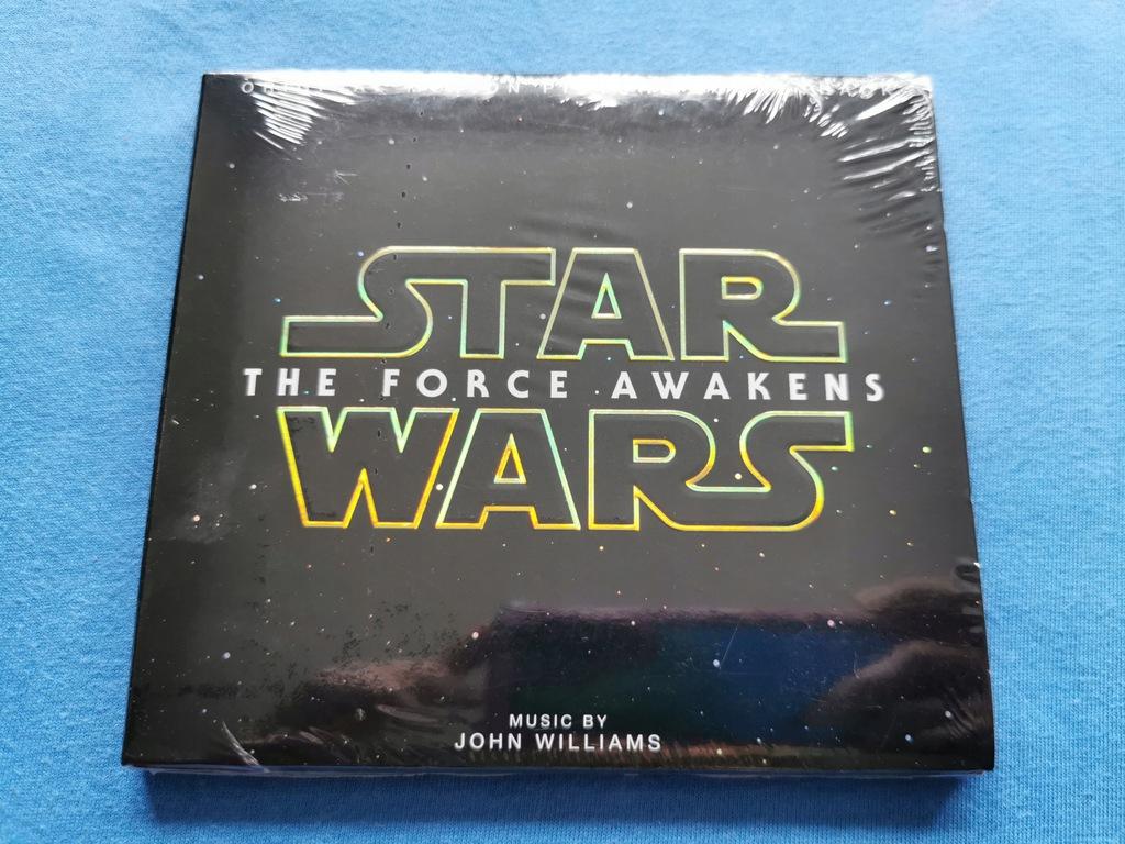 STAR WARS The Force Awakens John Williams