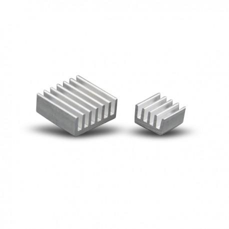 Aluminiowy radiator dla Raspberry Pi