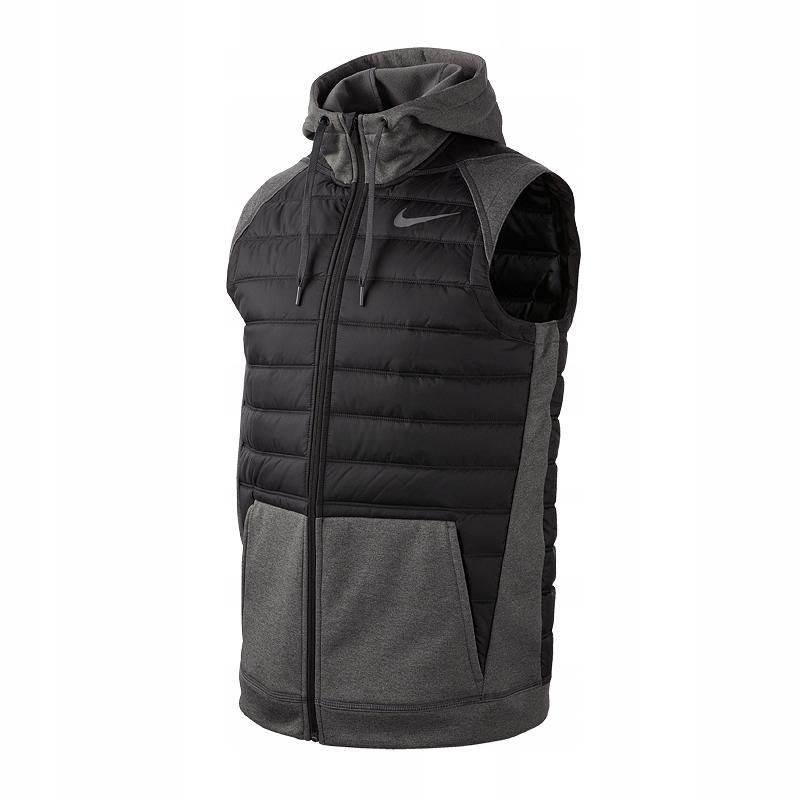 Nike Therma Winterized bezrękawnik 071 S 173 cm