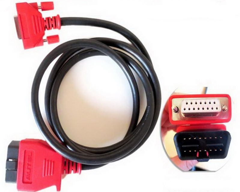 Autel OBDII DLC Main Cable Fits MaxiSys MS908S Pro