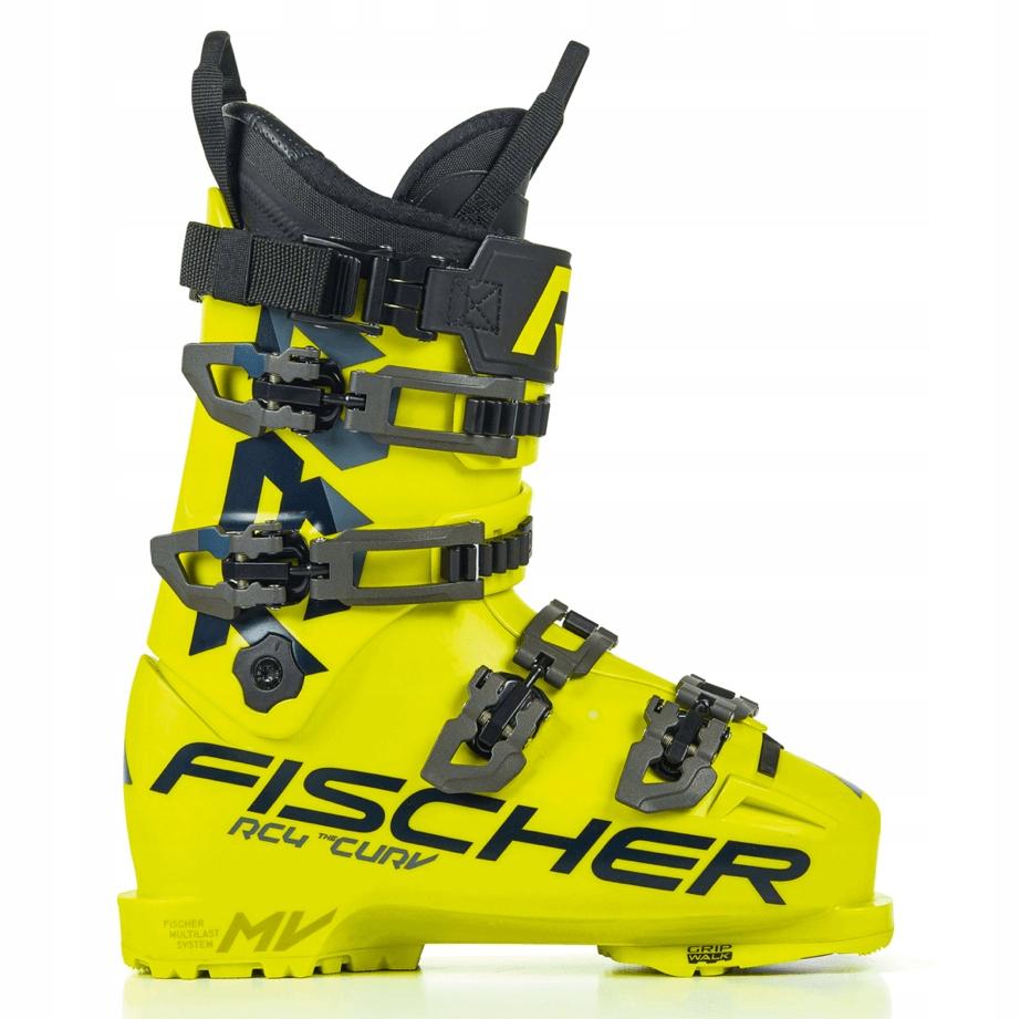 Fischer RC4 The Curv 130 VACUUM yellow 2021 26,5
