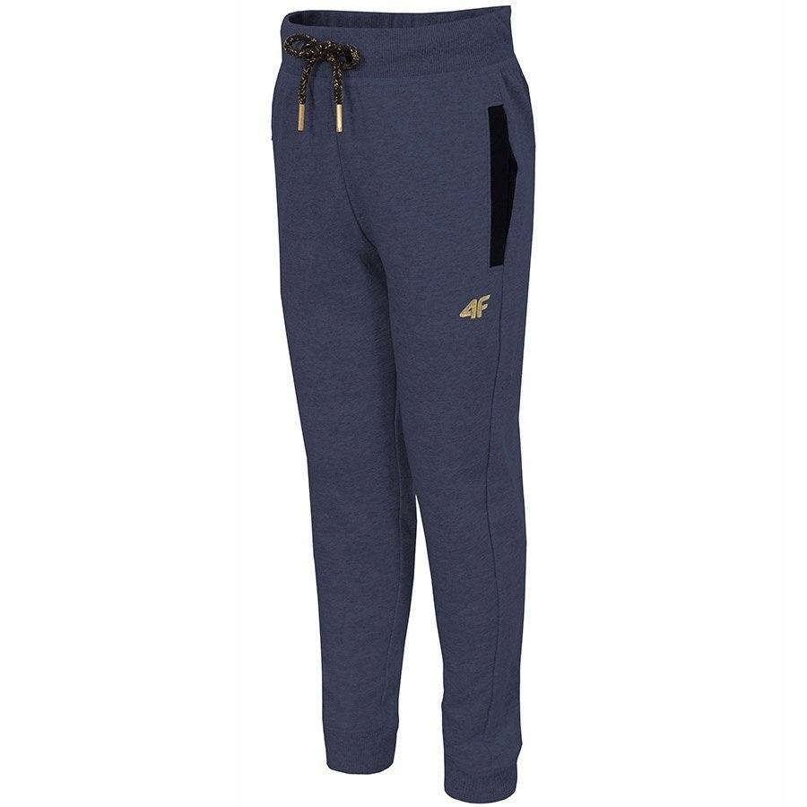 Spodnie dresowe HJZ18-JSPDD001 31S 146 cm