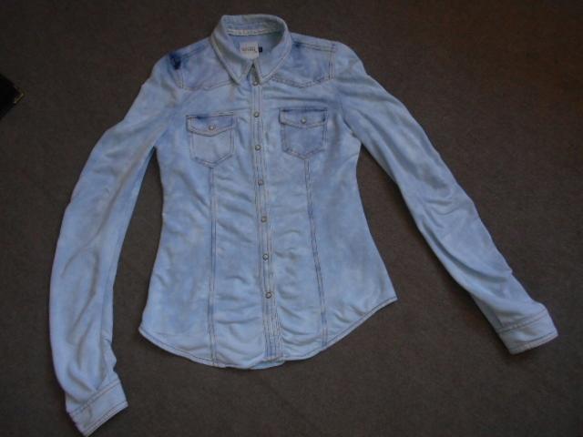 """Koszula ala"""" jeans rozm. 36/38 RESERVED"""