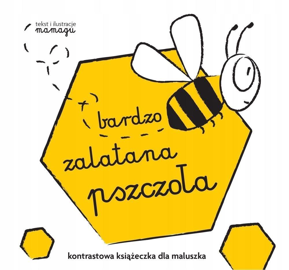 Bardzo Zalatana Pszczółka. Kontrastowe Robaczki Fo