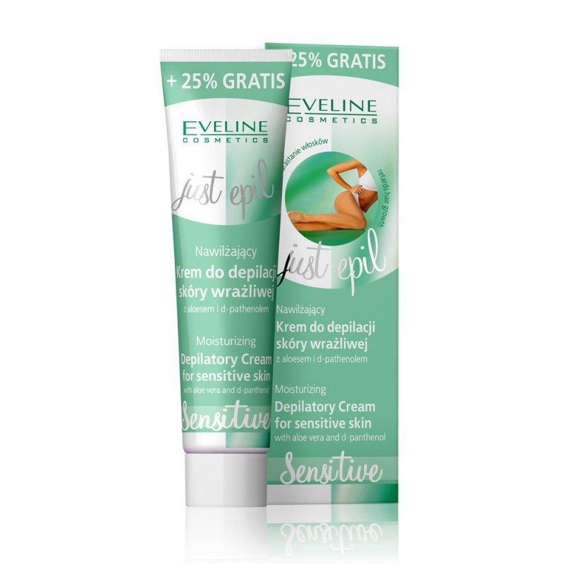 Eveline Just Epil Bio Krem do depilacji sensitiv