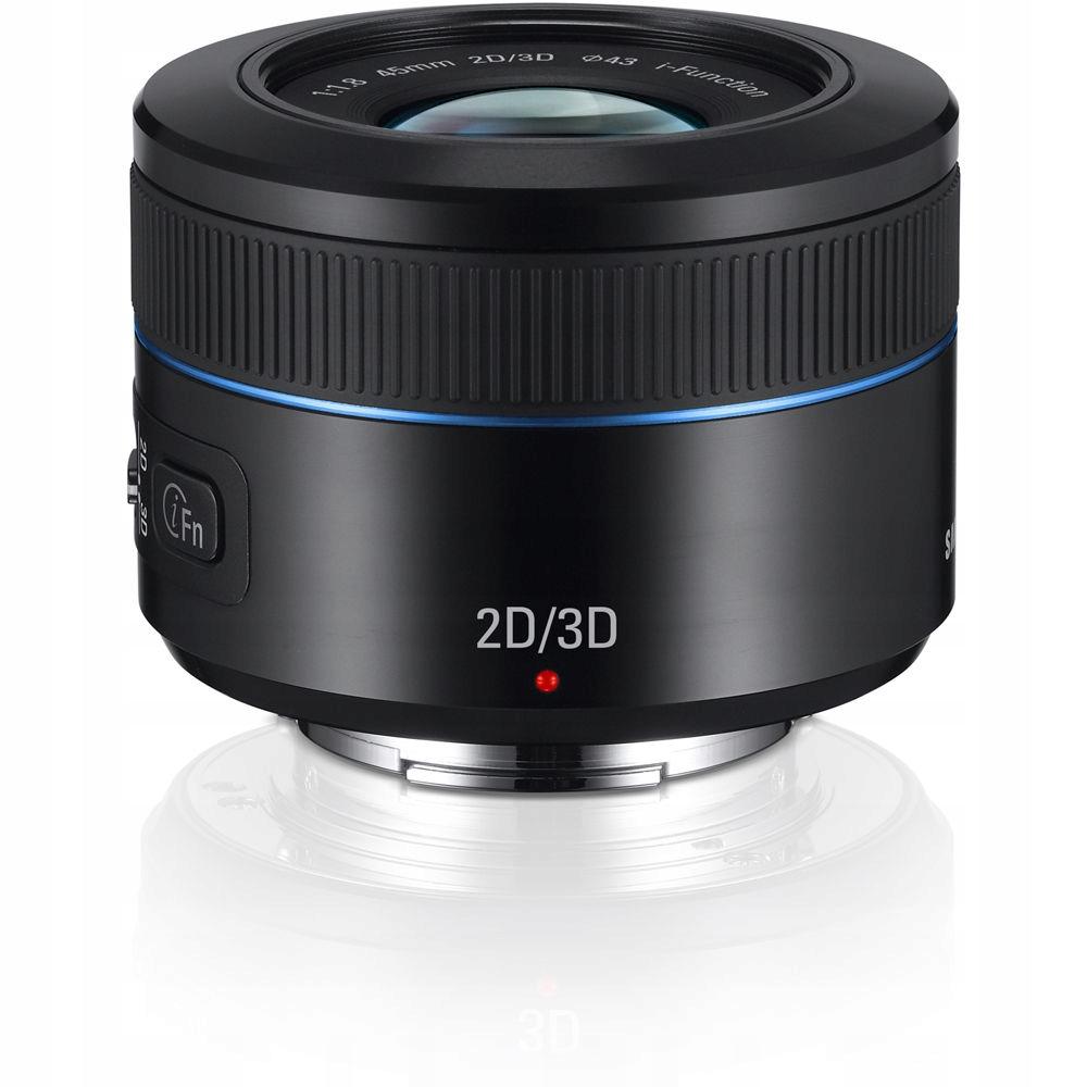 Obiektyw SAMSUNG EX-S45ADB 45mm f/1.8 2D/3D # FV
