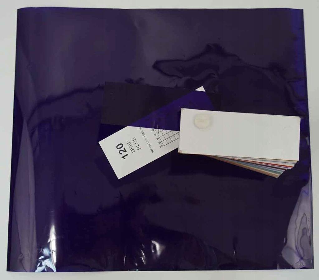 Filtr Folia 24cmx25cm nr- 120 Deep Blue