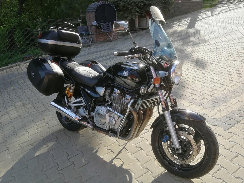 Yamaha XJR 1300 SP (RP02)