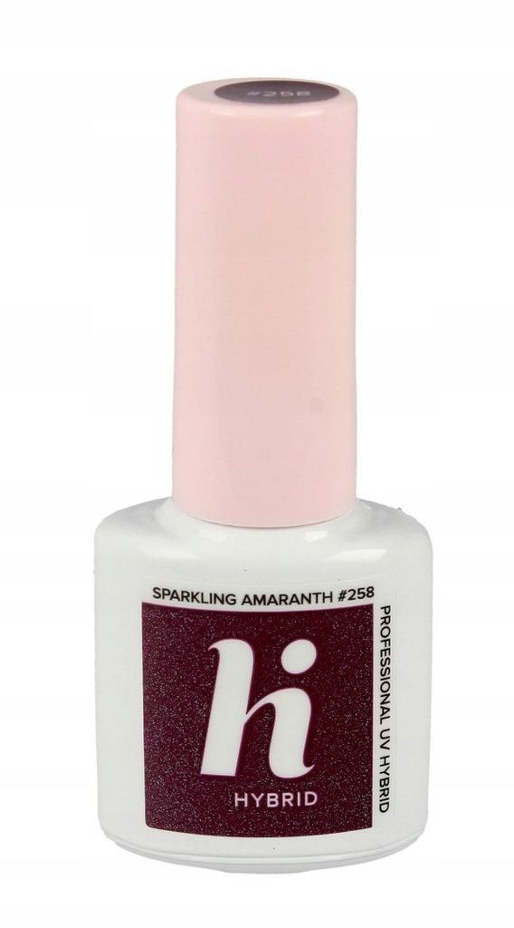 Hi Hybrid Lakier hybrydowy #258 Sparkling Amaranth