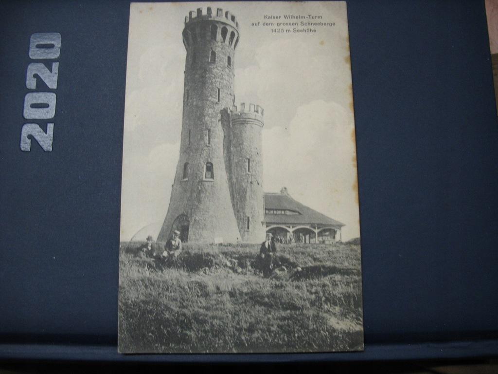 Śnieżnik 1909