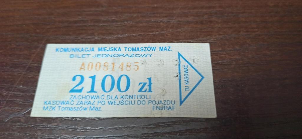 Tomaszów Mazowiecki