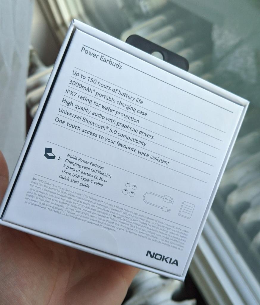 Nokia BH-605 Power Earbuds