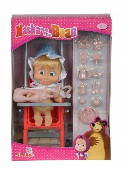 ND17_LA-7427 Lalka Masza w stroju dziecka z akceso