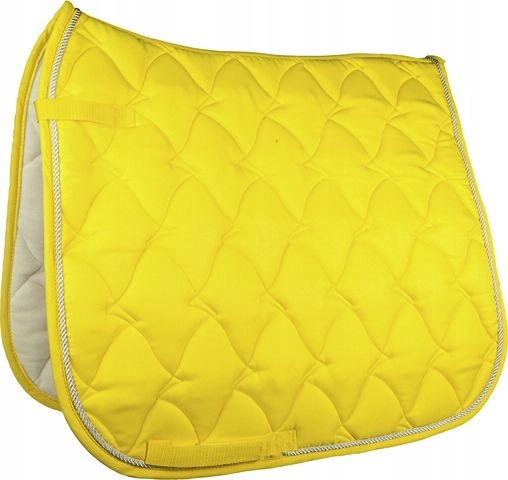 Czaprak wszechstronny HKM cassandra żółty full