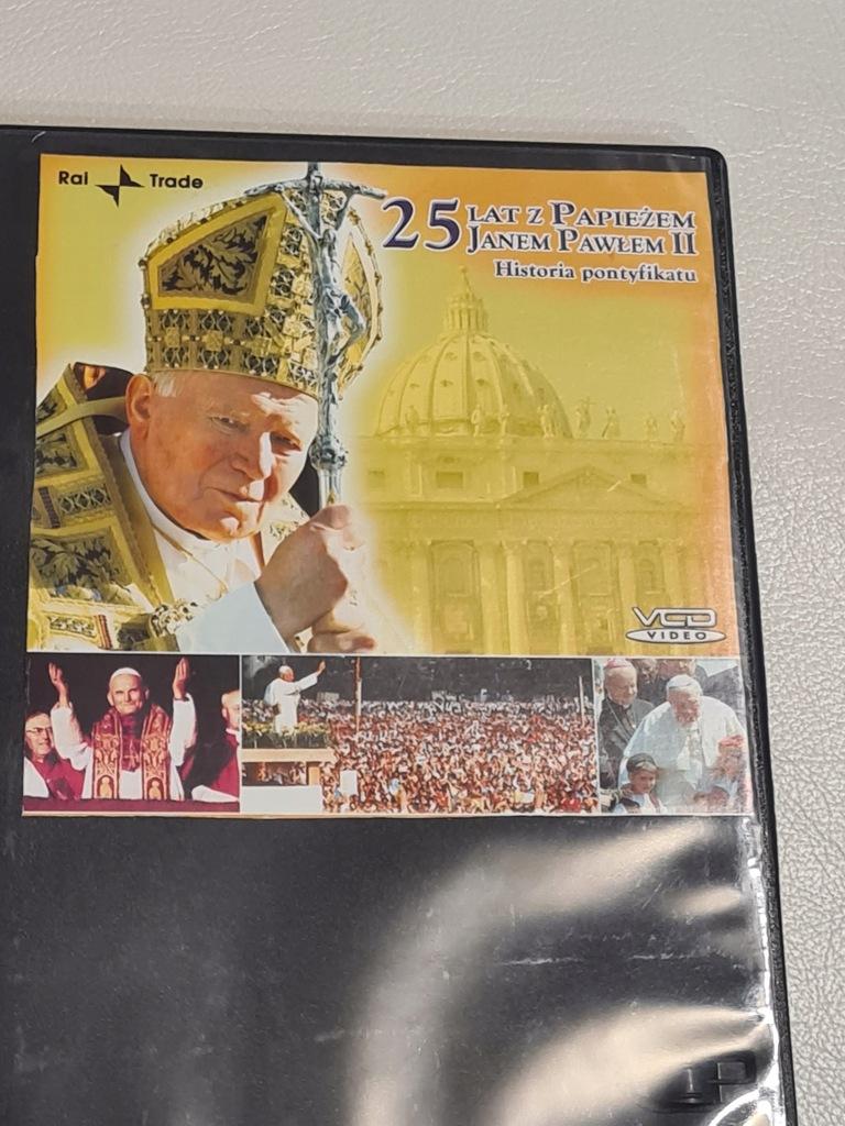 25 lat z papieżem JPII Historia pontyfikatu