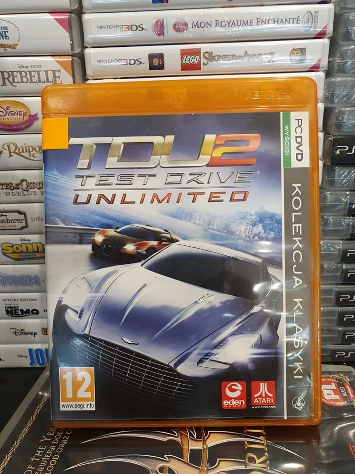 Pc Tdu2 Tdu 2 Test Drive Unlimited 2 Pl Po Polsku 8444571583 Oficjalne Archiwum Allegro