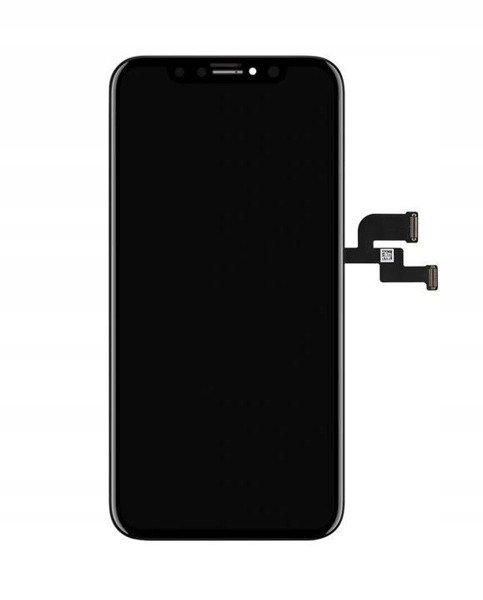 WYŚWIETLACZ 12MC GWAR TIANMA TFT GLASS IPHONE XS
