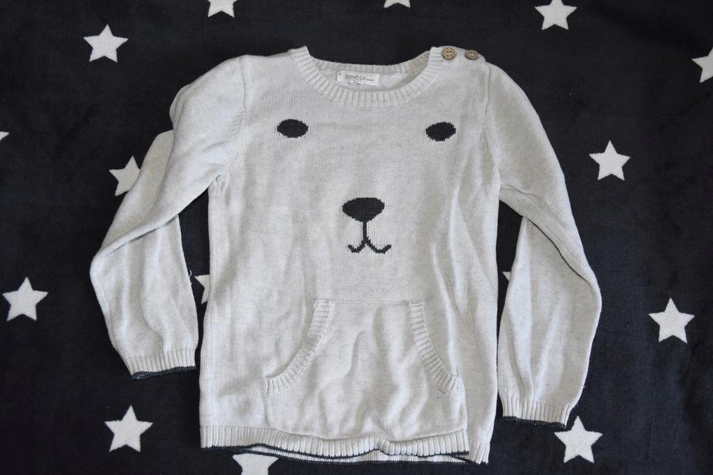 Kappahl newbie sweter sweterek 104