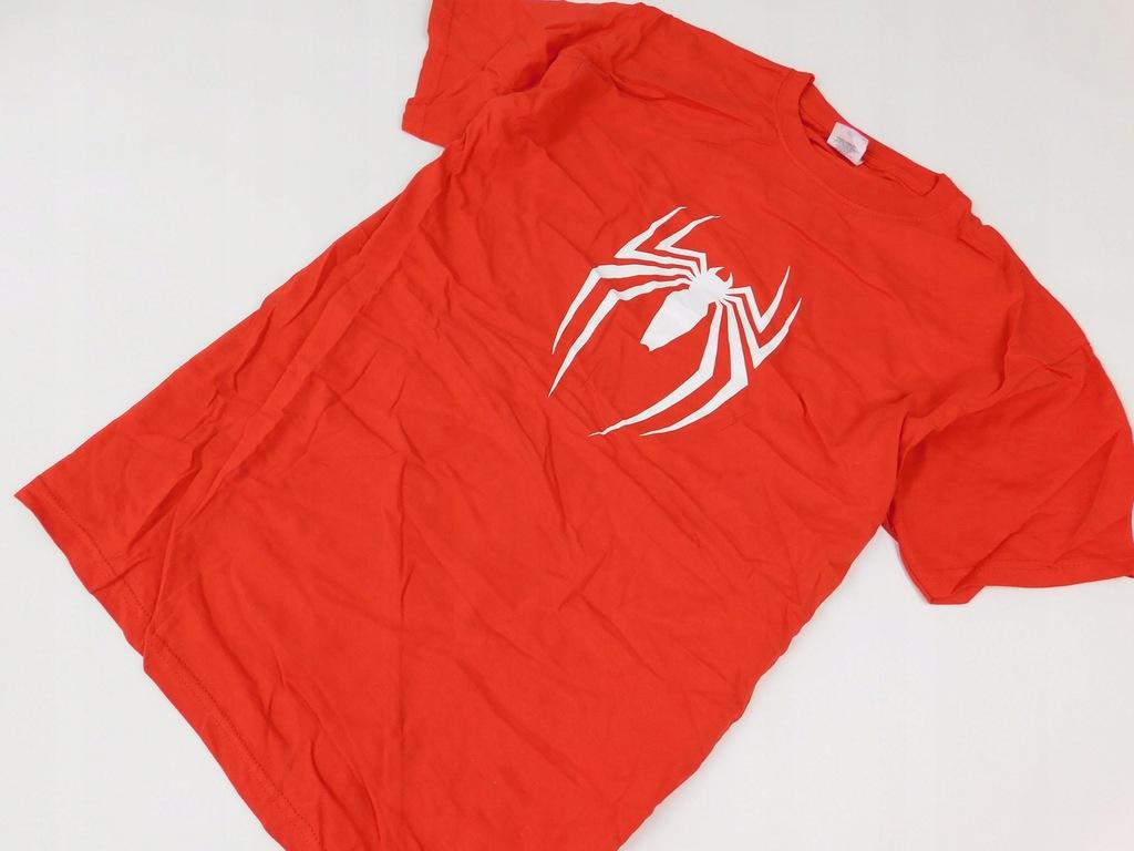 0312d110 FRUIT OF THE LOOM koszulka MĘSKA PAJĄK M