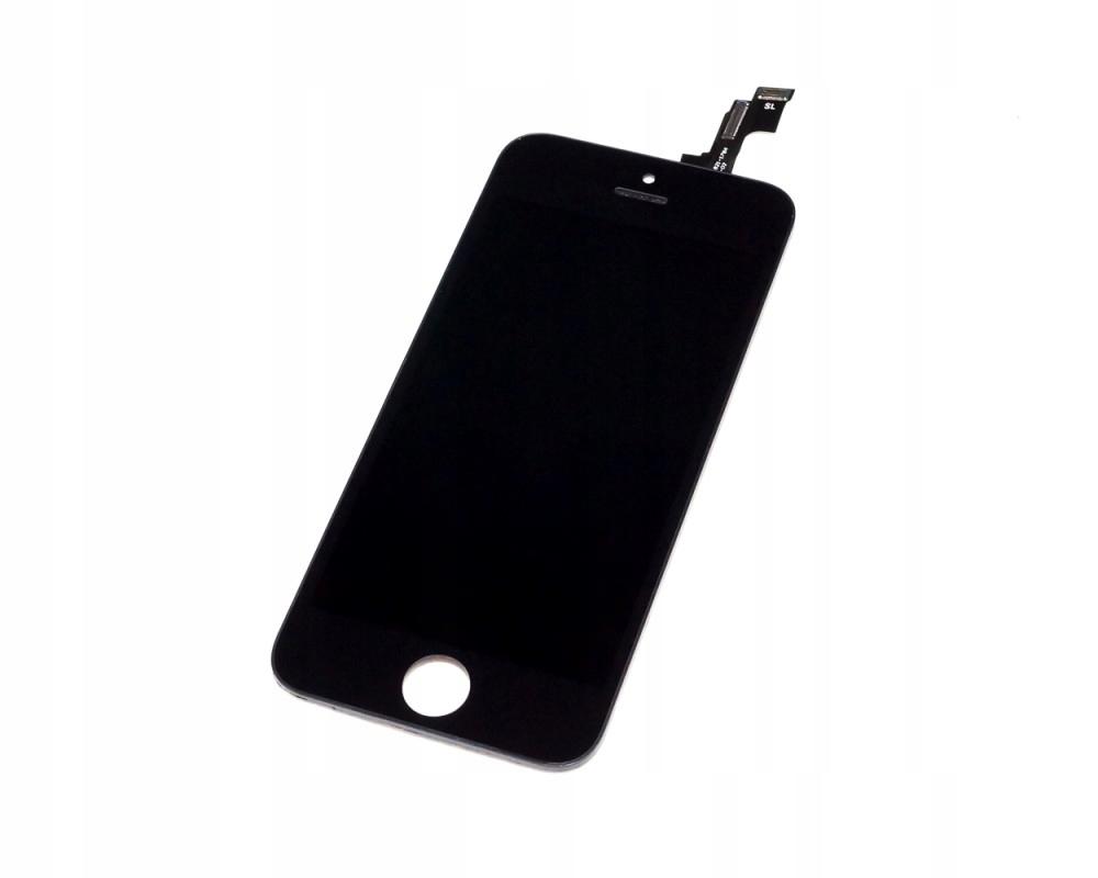 WYŚWIETLACZ DOTYK LCD APPLE iPHONE SE CZARNY