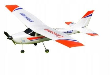 samolot zdalnie sterowany Cessna mini 152 LX-1101