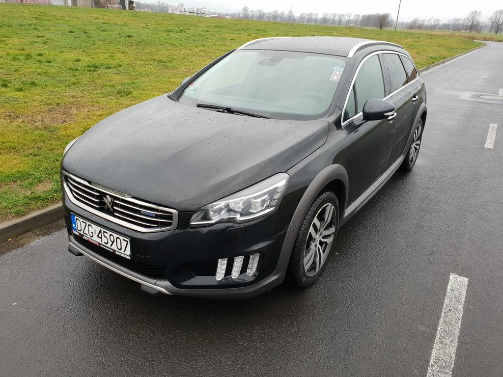 Peugeot 508 Rxh 2 0 Bluehdi 181km Feline Full Led 7850042876 Oficjalne Archiwum Allegro