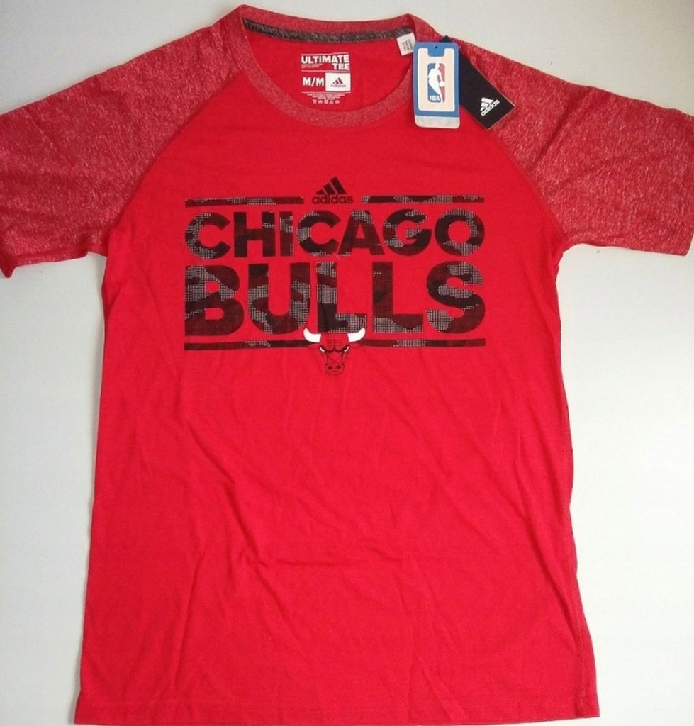 T-shirt Adidas NBA Chicago BULLS z USA M