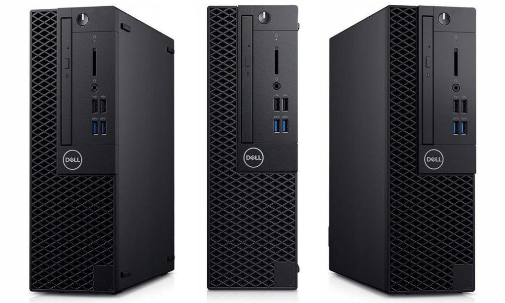 Dell Komputer Optiplex 3070 SFF W10Pro i5-9500