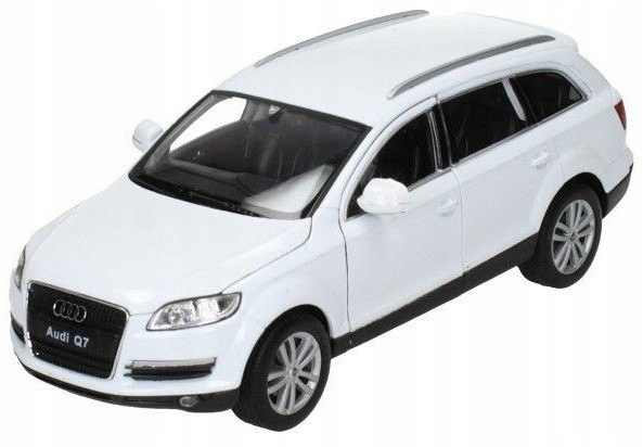 SAMOCHÓD ZDALNIE STEROWANY Audi Q7 1:14 RTR- Biały