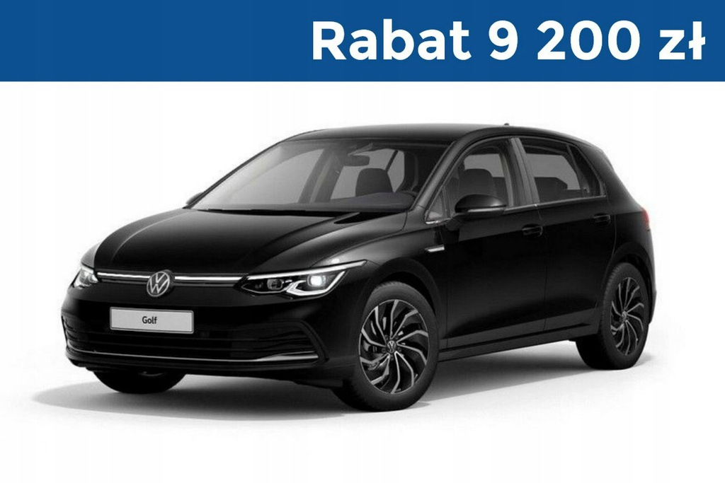 Volkswagen Golf Style 1.5 TSI 130 KM