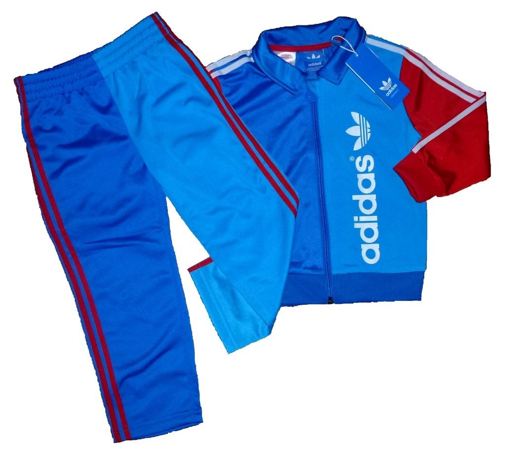 adidas Nowy dres dziecięcy Firebird Originals - 86