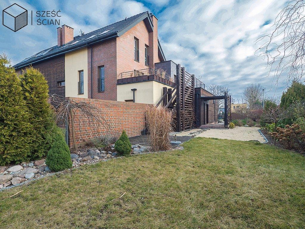 Dom, Wrocław, Psie Pole, 130 m²