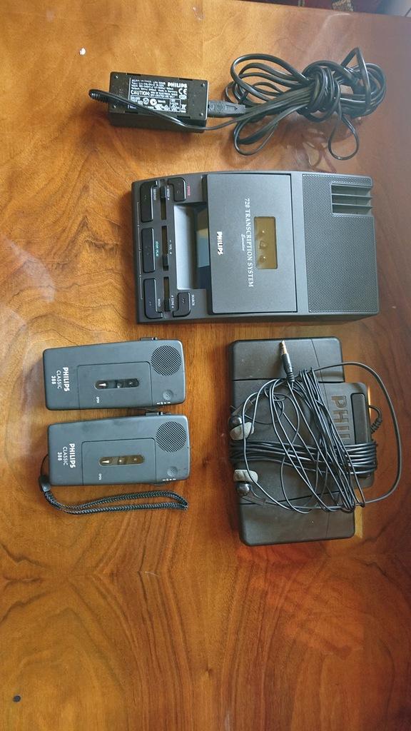 Philips Classic 388 Dyktafony,Philips 720