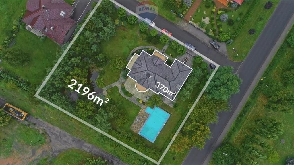 Dom, Oława, Oławski (pow.), 370 m²