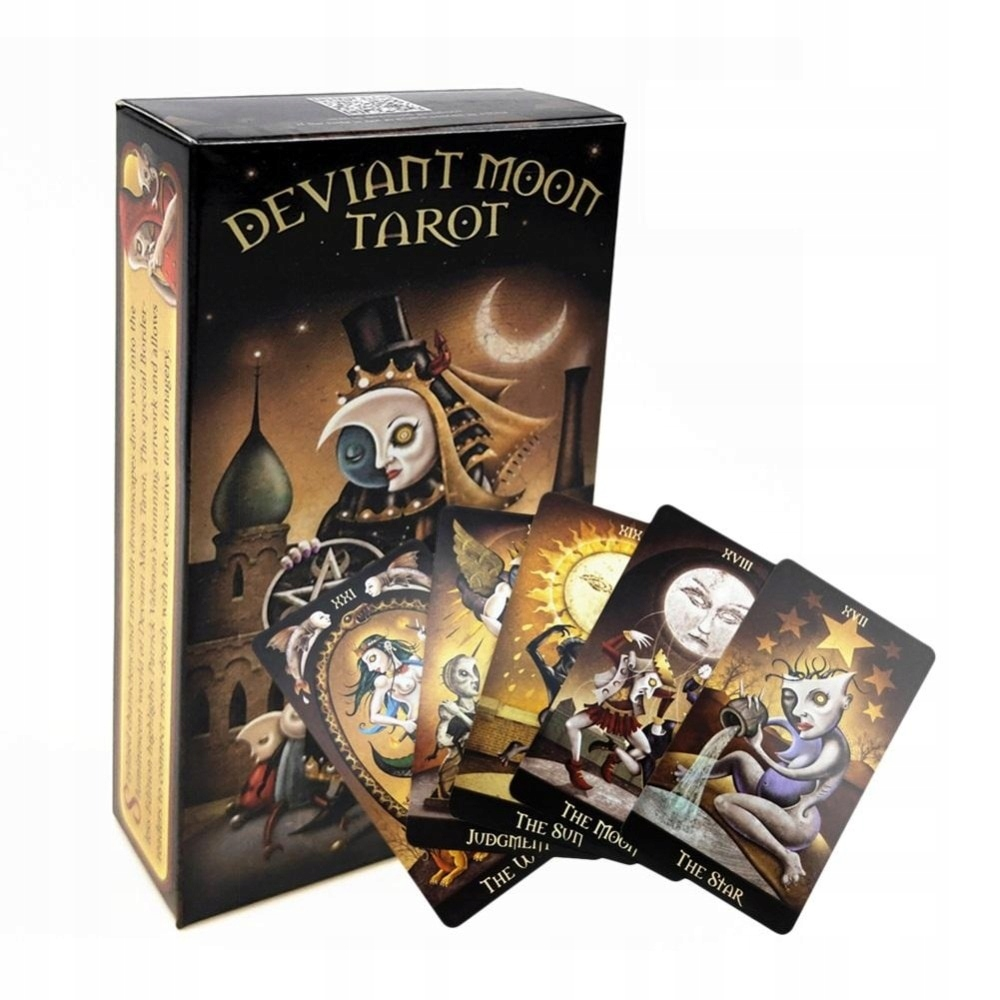 Deviant Moon Tarot - karty tarota