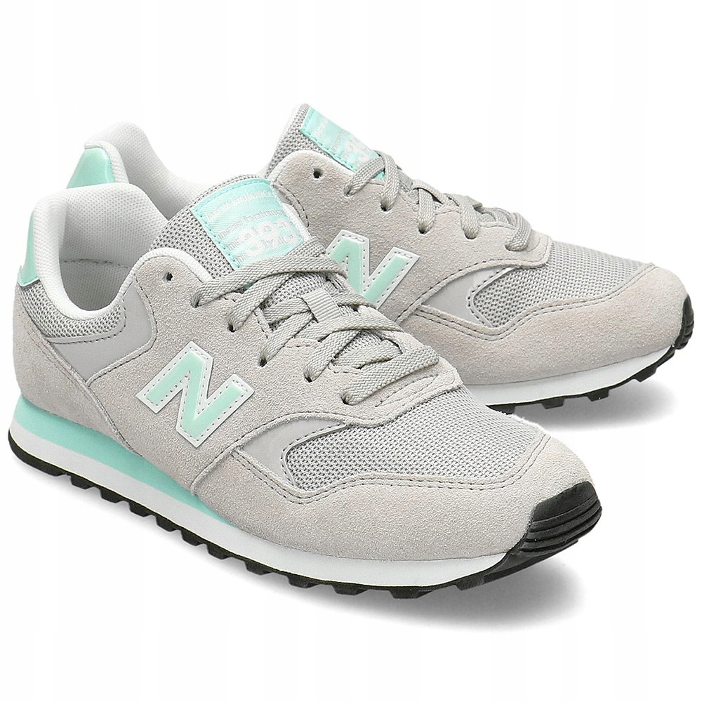 New Balance 393 Szare Sneakersy Damskie R.40