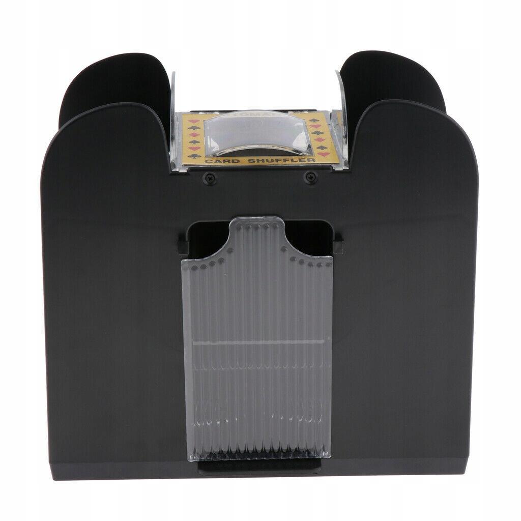 Tasowarka z 6 taliami kart Deluxe Card Shuffler